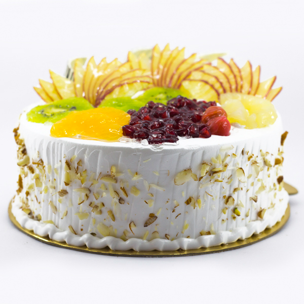 Vanilla Almond - Fruit Cake