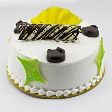 Classy Vanilla Cake