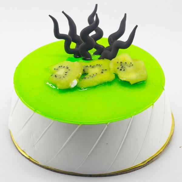 Kiwi Licious Cake