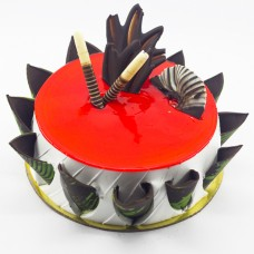 Vanilla Designer Cake 2