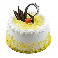 White Chocochips Cake