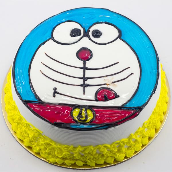 Doremon Jelly Cake ( 1 KG )