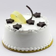 Star Vanilla Cake