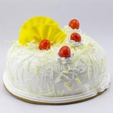 White Forest Paradise Cake