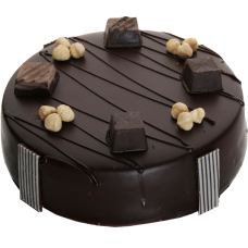 Hearty Rich Chocolate Cake