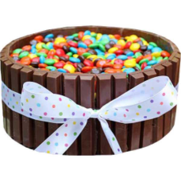 Kitkat  Cake ( 1 KG )