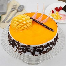 Mango Obsession Cheese Cake