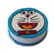 Doremon Face Cake ( 1 KG )