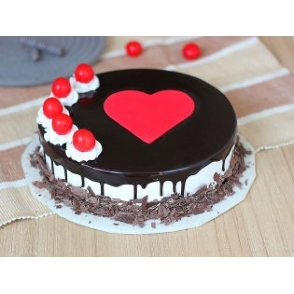 Yummy Blackforest Cake