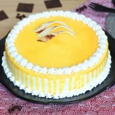 Butterscotch Spread Cake