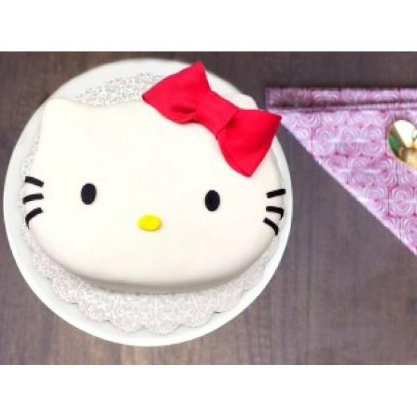 Cute Kitty Cake ( 1 KG )