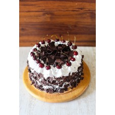 Luscious Blackforest Cake