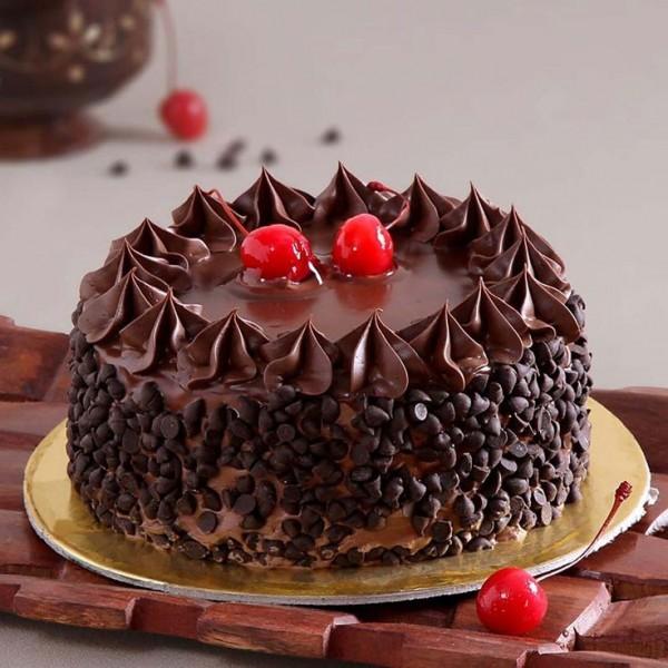 Deep Love Choco Chip Cake