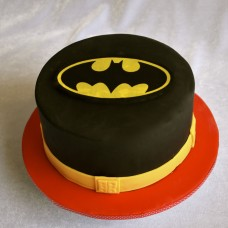Batman  Fondant Cake (1 KG)