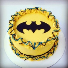 Butterscotch Batman Cake ( 1 KG )