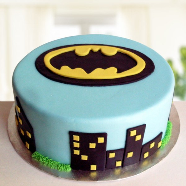 Superhero Batman Cake ( 1 KG )