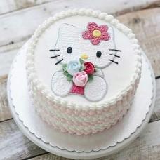 Creamy Kitty Cake (1.5 ) KG