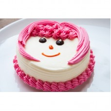 Doll Cake ( 1 KG )
