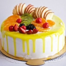 Pineapple Fruit Cake