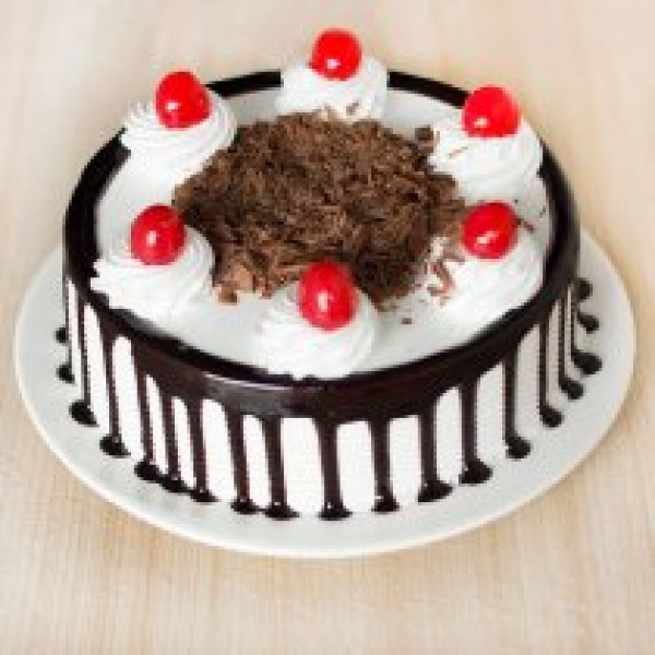 Black Forest Moon Cake