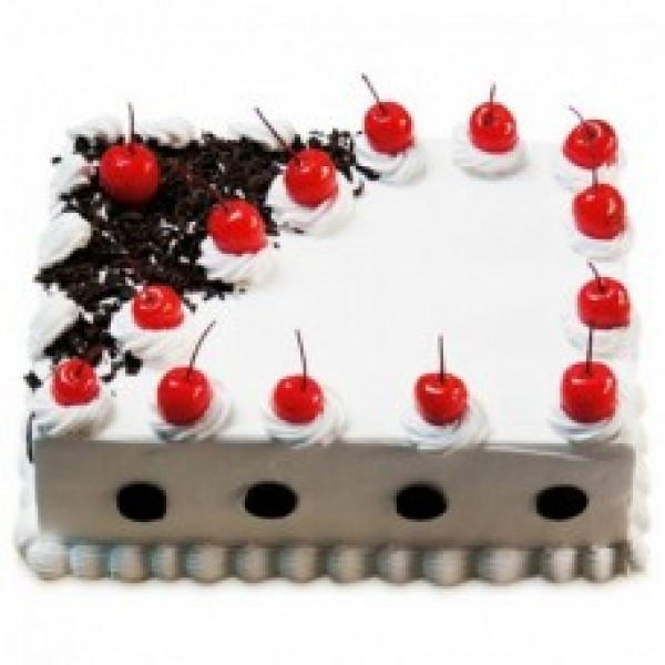 Black Forest Crown Cake